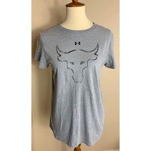 {Under Armour}Project Rock Brahma Bull T-shirt